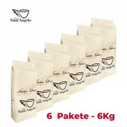 Caffe´ Sant´Angelo Aroma Intenso  6 Pakete - 6 Kg